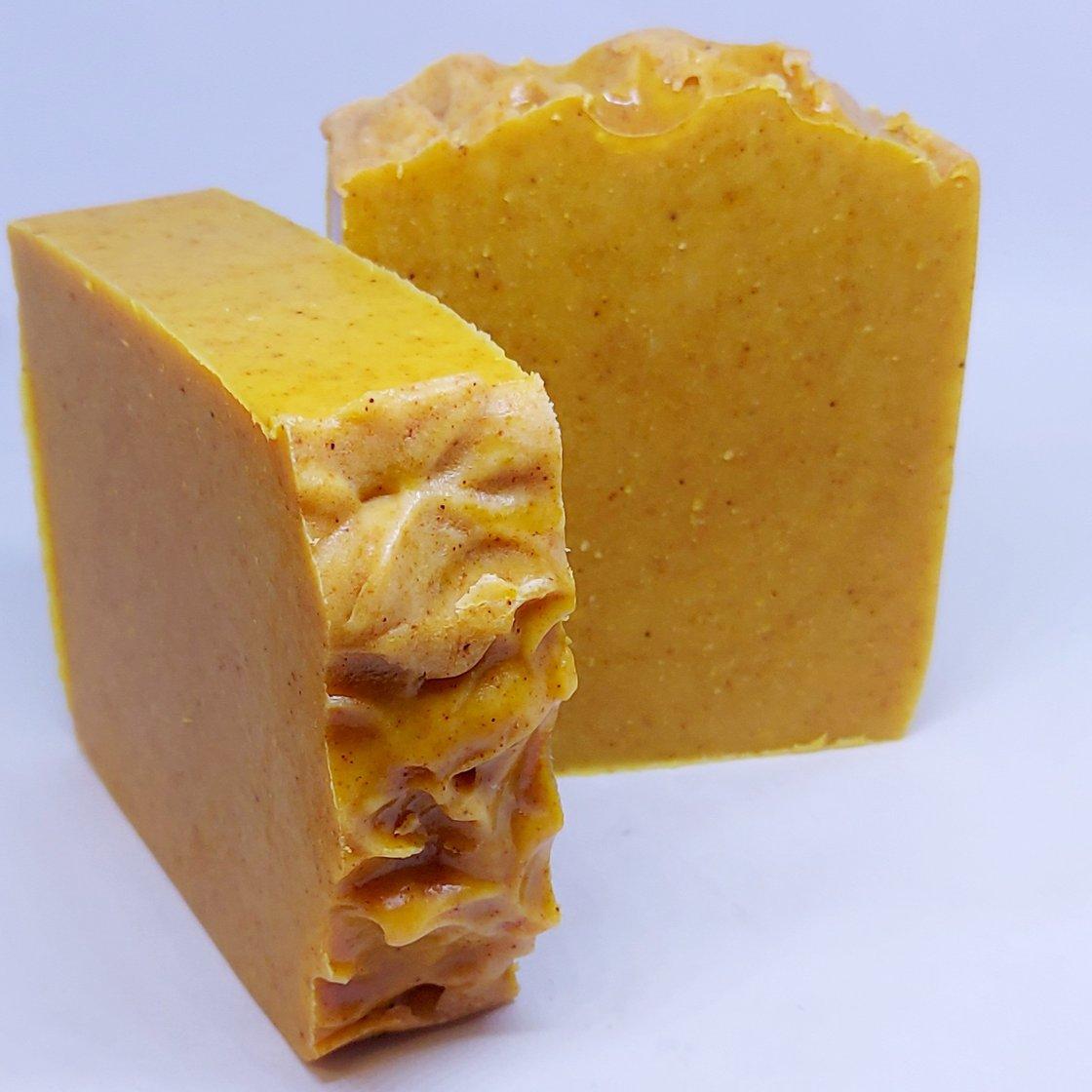Image of Turmeric & Honey facial soap