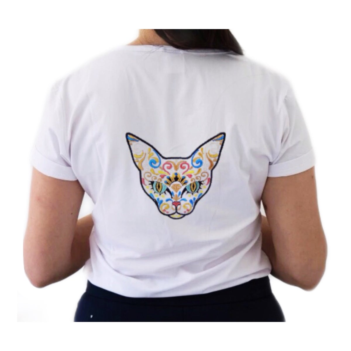 Image of Camiseta gato mexicano