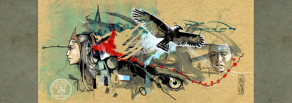 L'esprit de l'aigle