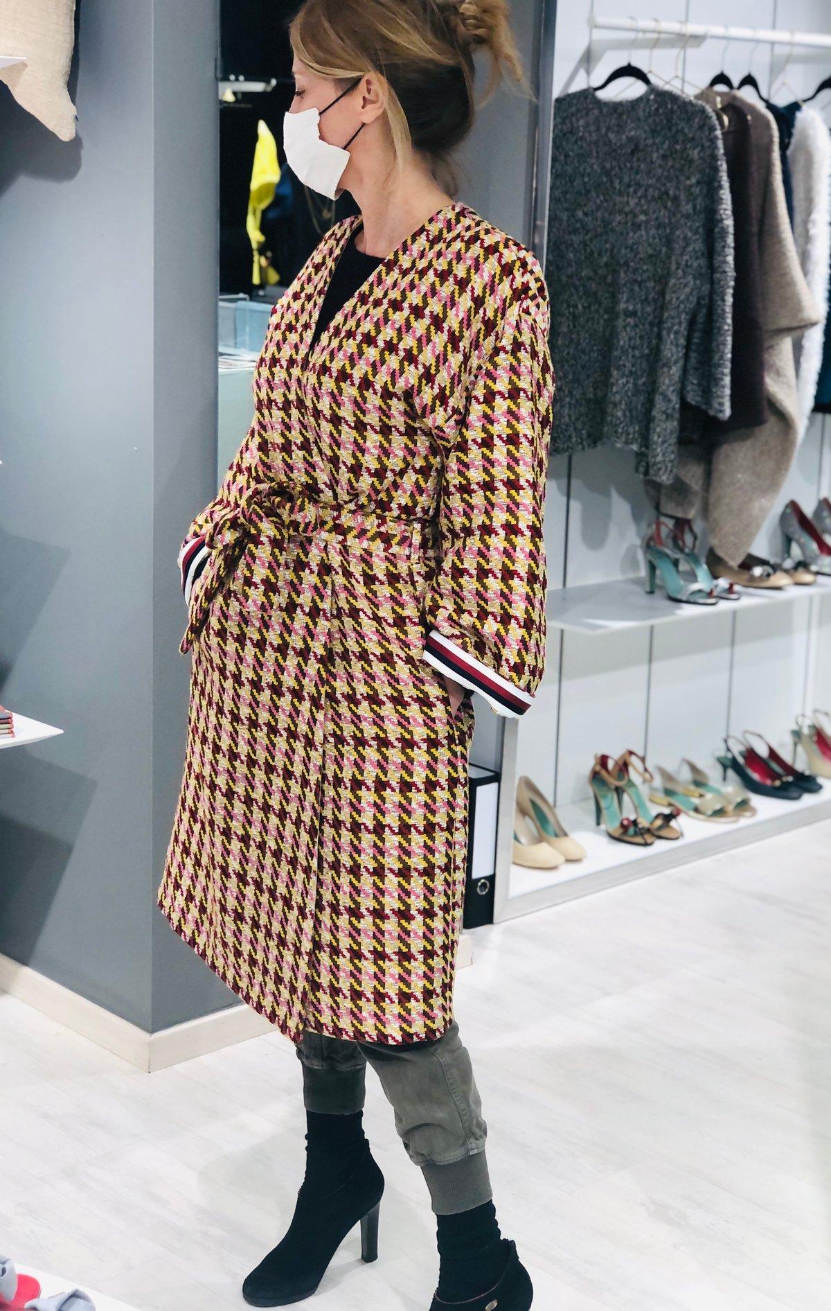 Image of Kimono Jacquard 2