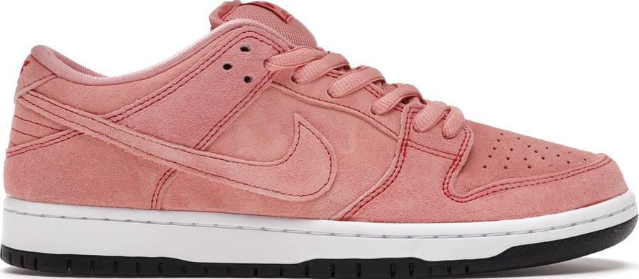 """Image of Nike Dunk Low SB """"Pink Pig"""" Sz 12"""