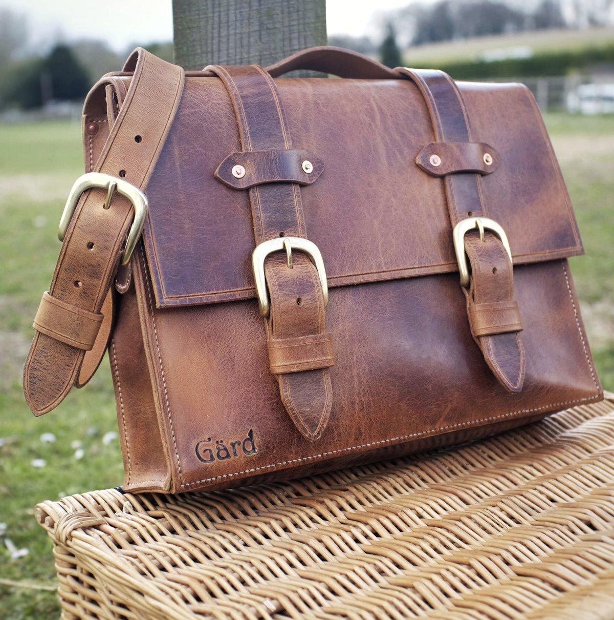 Image of Gärd Connell Messenger Bag