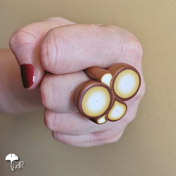 Image of Gold Drops / Ring