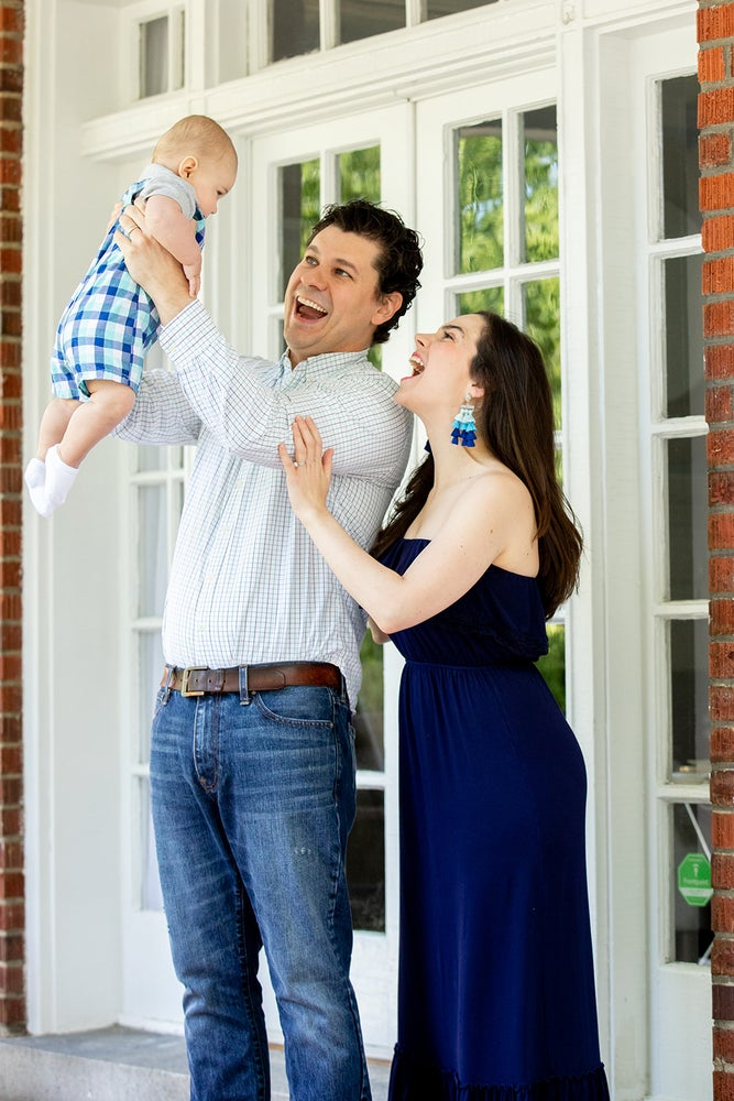 Image of Mother's Day Front Porch Mini Session