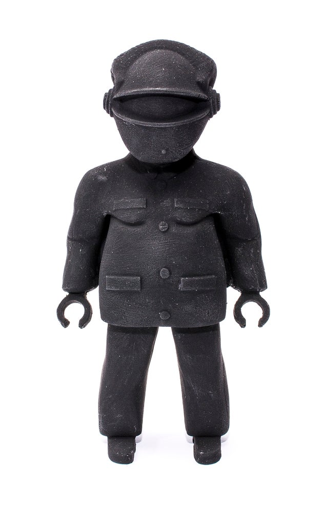 Image of Gort Anomaly Matte Black