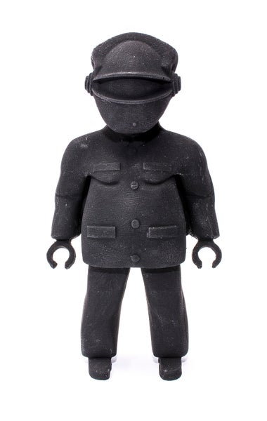 Image of Gort Anomaly Matte Black