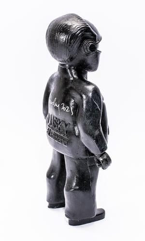 Image of Gort Anomaly Shiny Black.