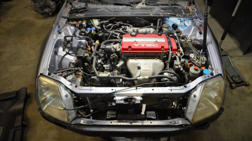 Image of 1997-2001 Honda Prelude Clutch Line