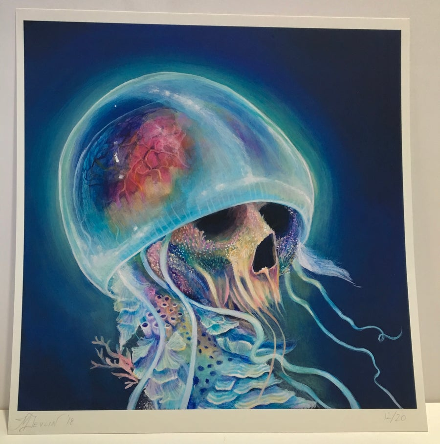 Image of Jelly Death II giclee print