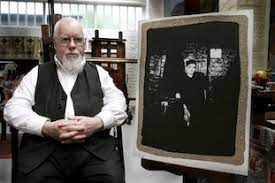 Image of sir peter blake  / love will tear us apart again... /20/024