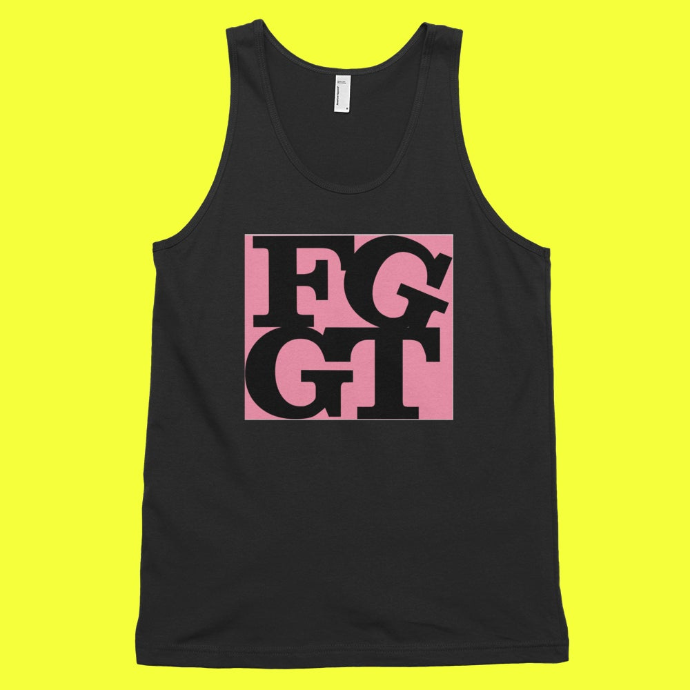 Image of FGGT  Tank Black or White