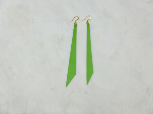 "Image of Rebel Chic Specialty ""Borderline"" Earrings"