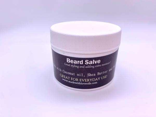 Image of Beard Salve