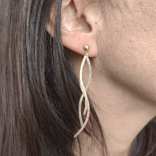 Image of Pendientes Ray 2