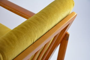 Image of Banquette BZ jaune