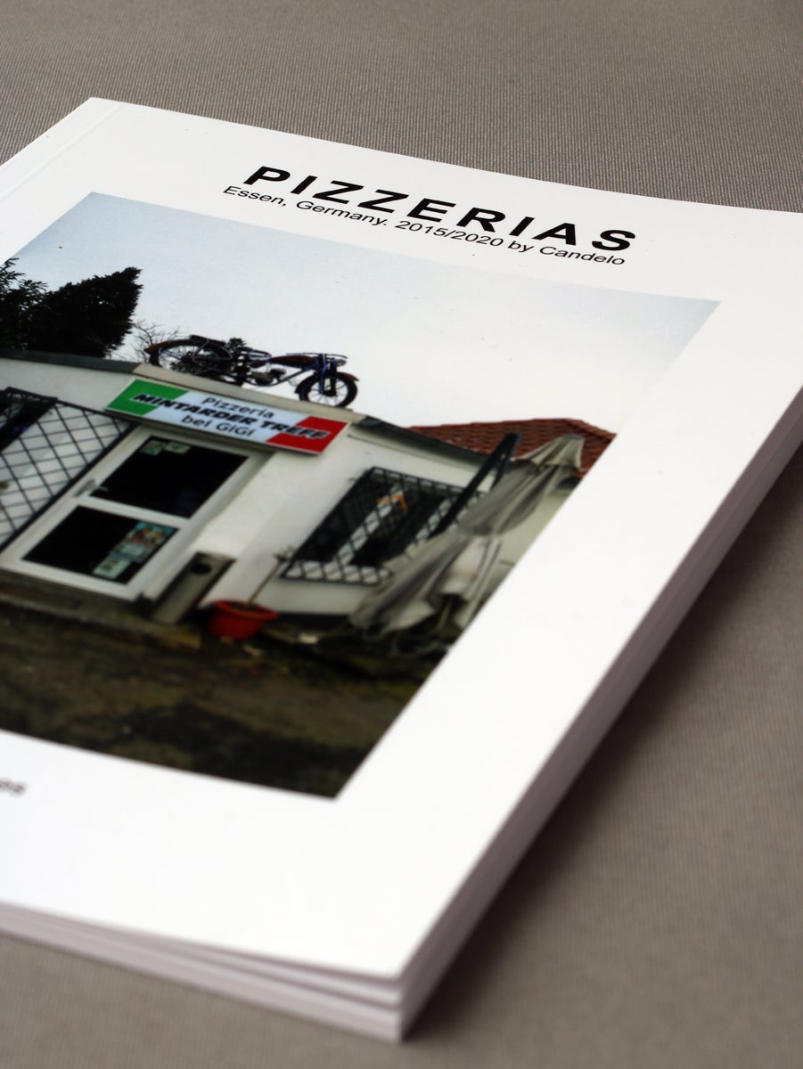 Image of Pizzerias in Essen, Germany. 2015/2020. By Candelo