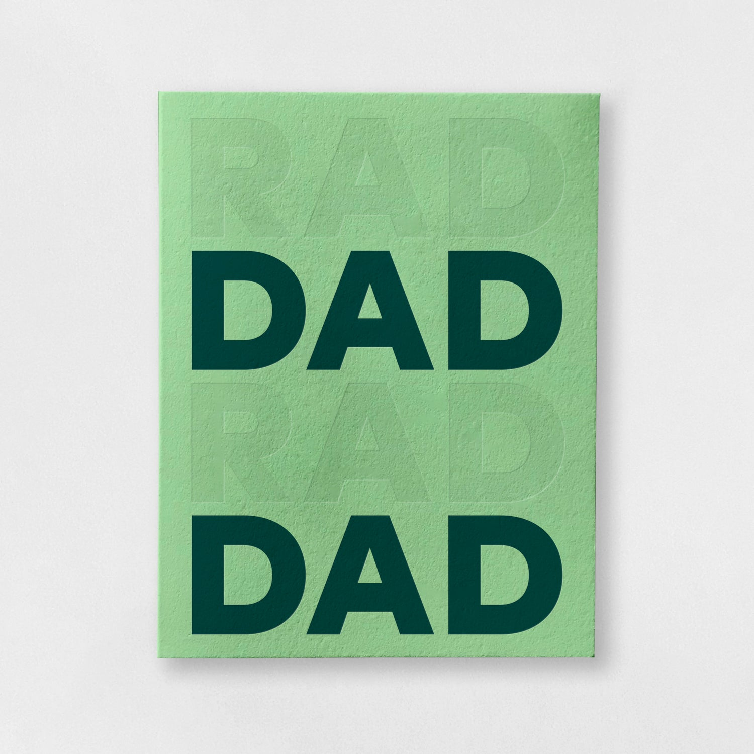 Image of Father's Day - RAD DAD