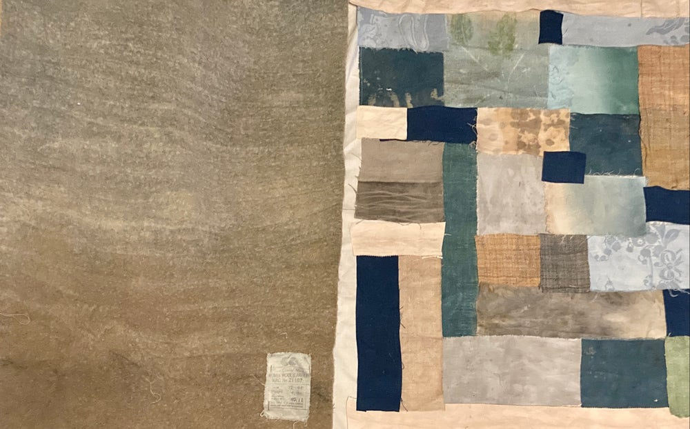 Image of Bespoke hand stitched quilt