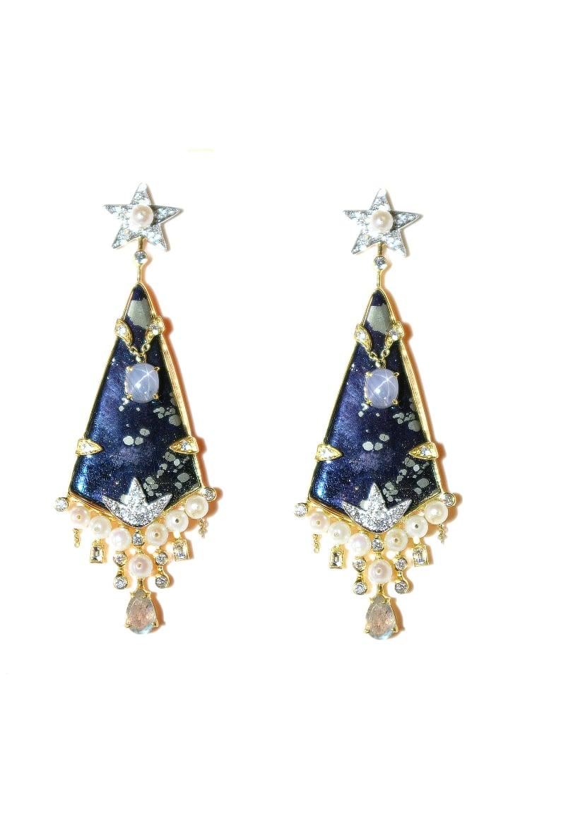 Image of Un Hada Heavenly Earrings