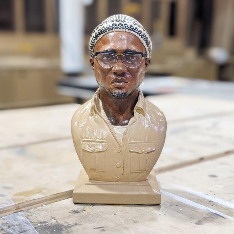 Image of Amilcar Cabral 3D Figure (Pre-Order)