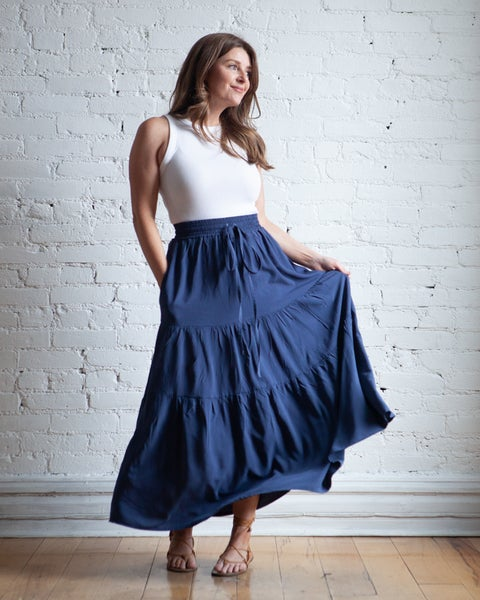 Image of MAVE SKIRT SZ 0-18 (PDF)
