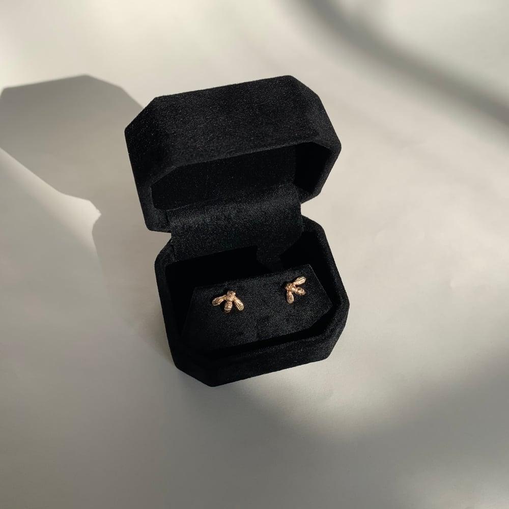 Image of Honey Bee Earrings