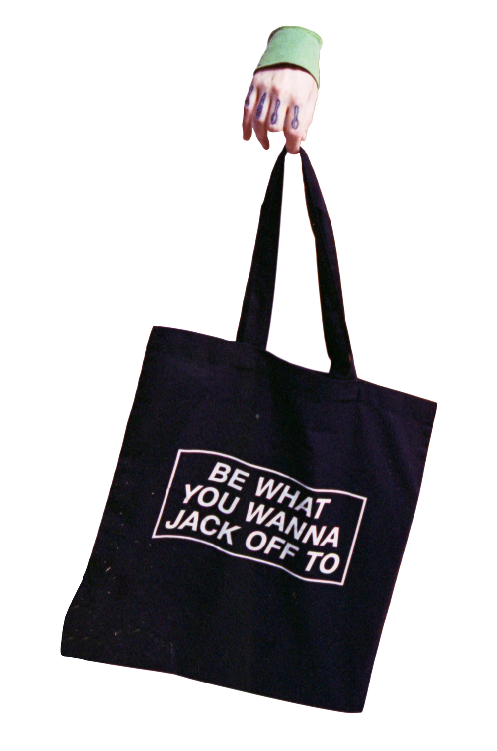 Image of Be What You Wanna Tote