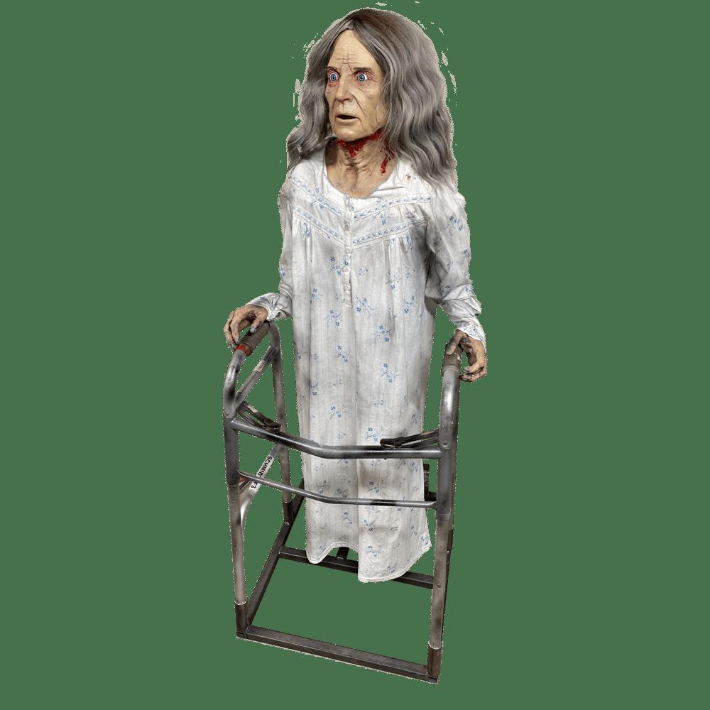 Image of Infected Grandma