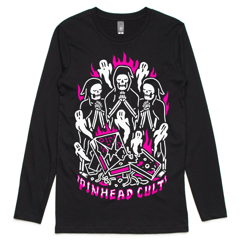 PREORDER* COLLECTION 5 | LE. 05 | PINHEAD CULT COLLECTIVE (LONG SLEEVE)