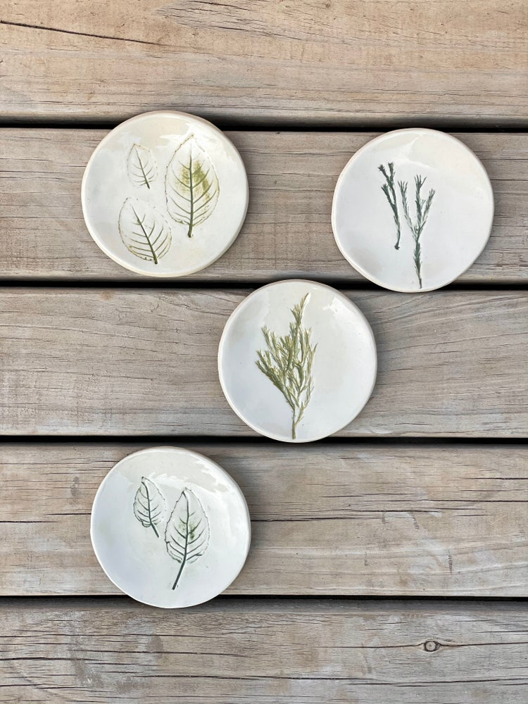 Image of Botanicals Trinket Dish