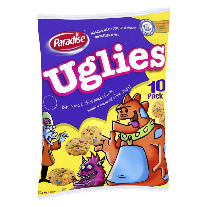 Image of Paradise Uglies 10 Pack 250G