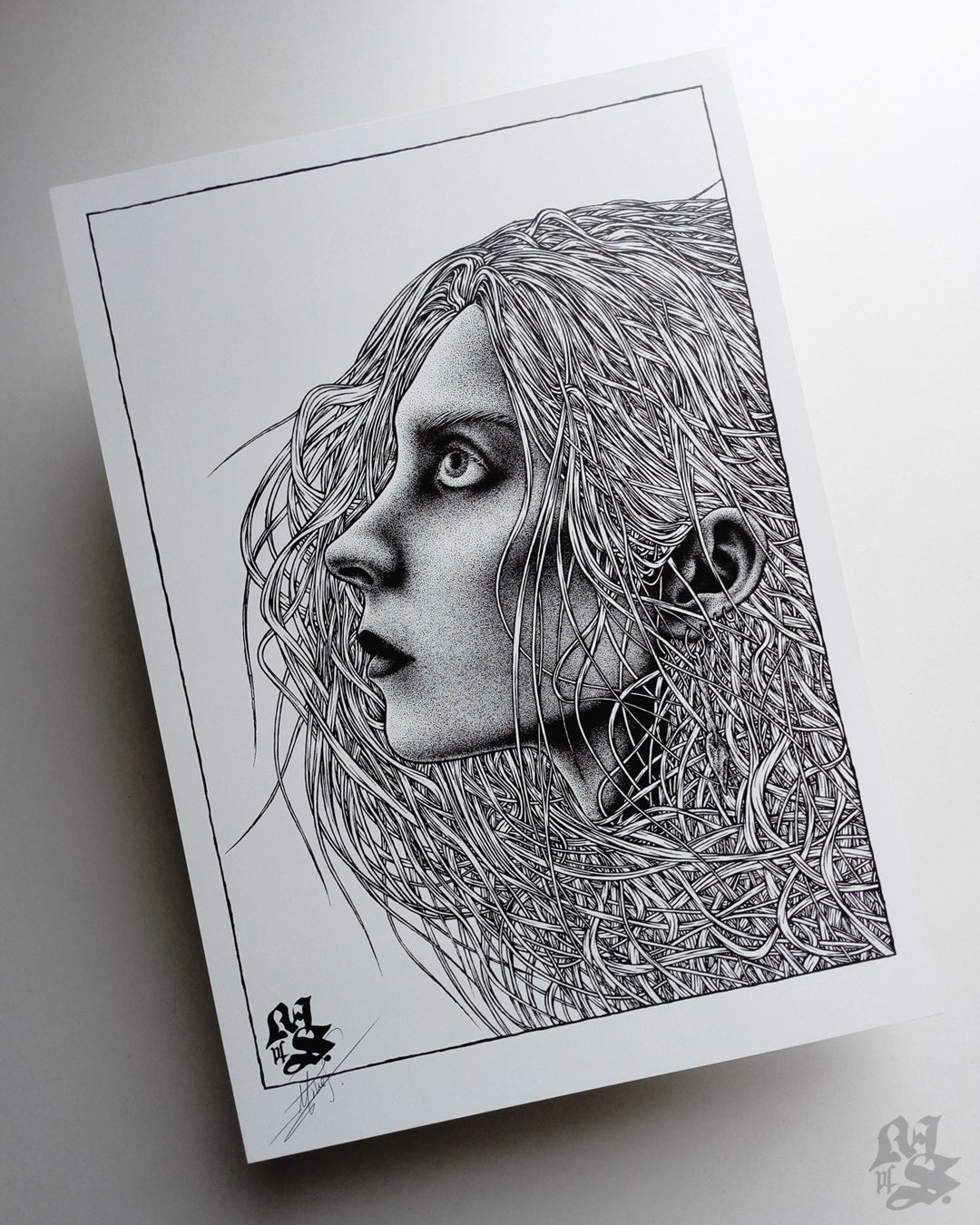 Image of FACES II<br/> <small>Mini Prints</small>
