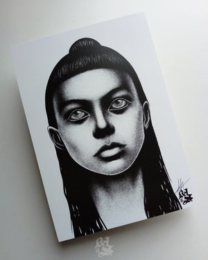 Image of FACES I<br/> <small>Mini Prints</small>