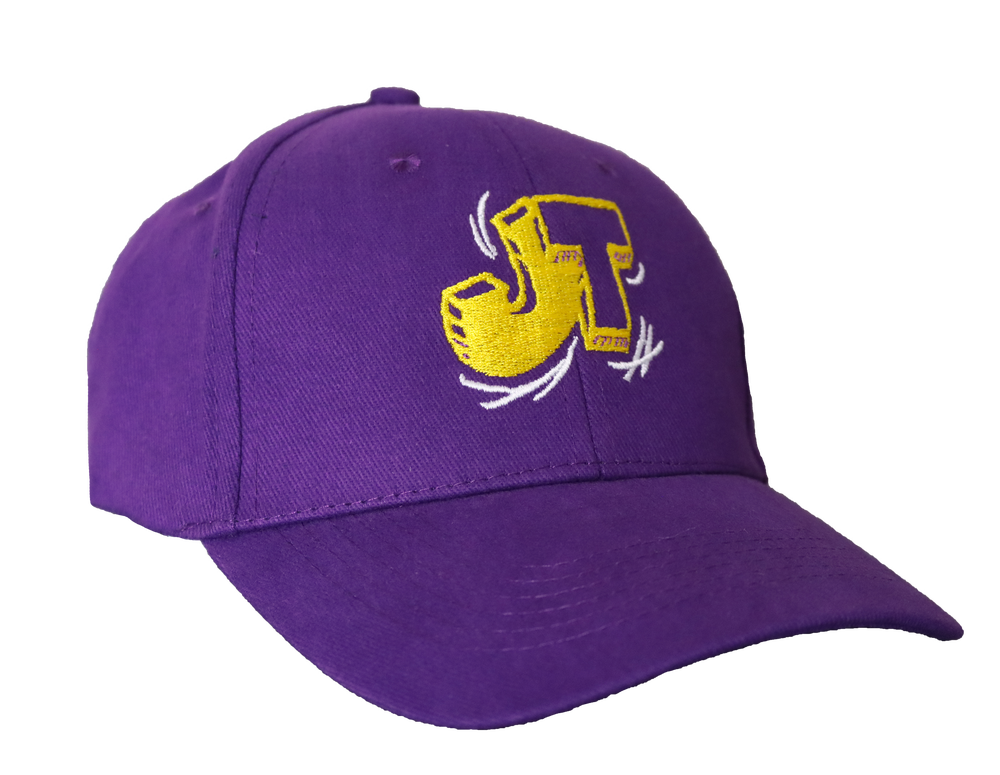 "Image of *NEW* Purple ""JT"" Cap"