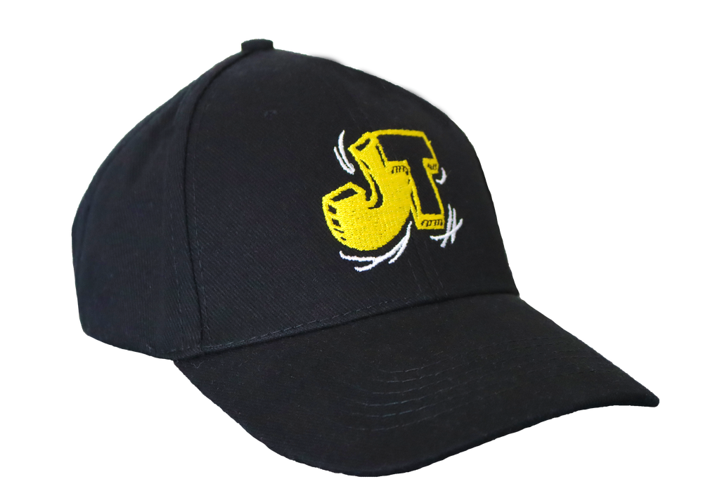 "Image of *NEW* Black ""JT"" Cap"