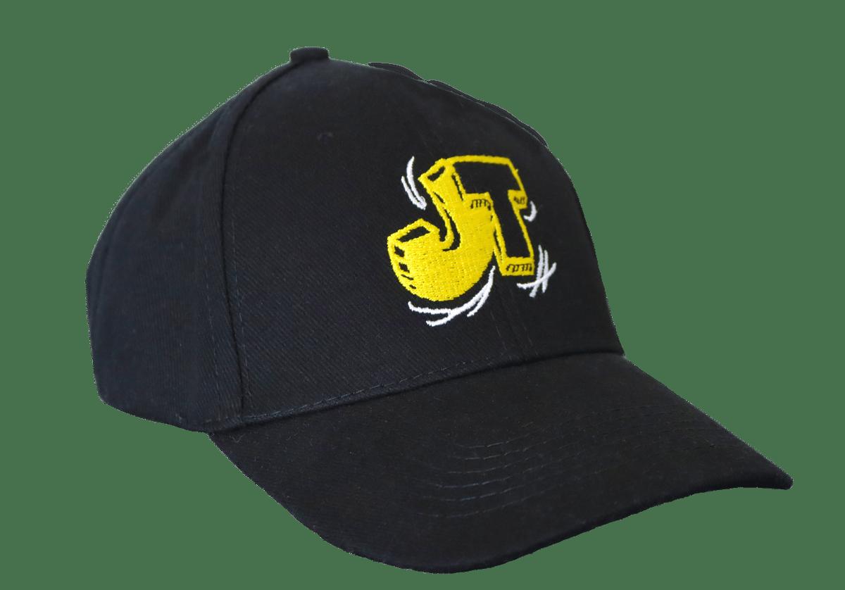 "Image of *NEW* Black ""JT"" Cap"