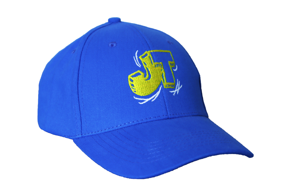 "Image of *NEW* Azure Blue ""JT"" Cap"