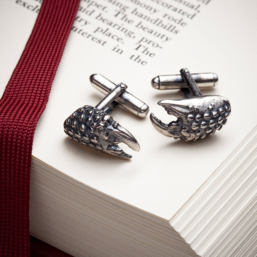 Image of Crab Claw <br>Cufflinks