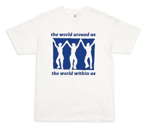 Image of The World T-shirt ☺ white ☺