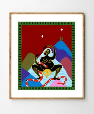 Image of Goddess Fine Art Print