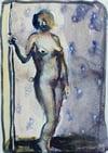 Svein STRAND - Standing Nude