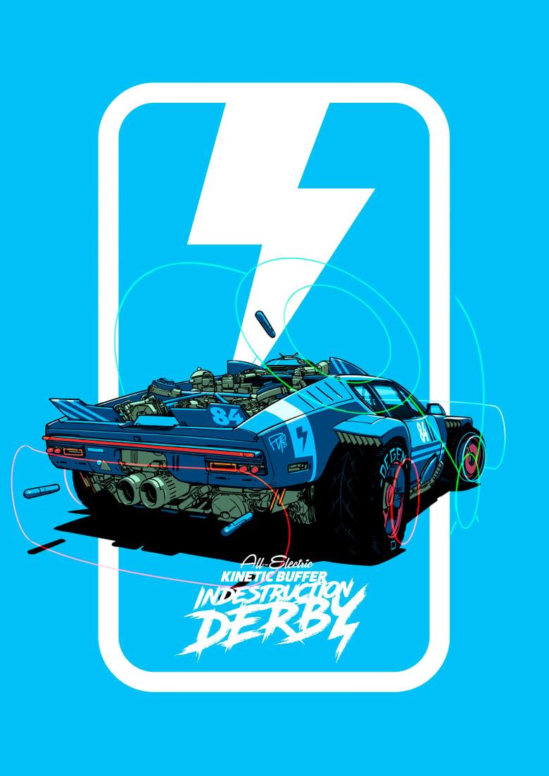 Image of Indestruction Derby Car 84