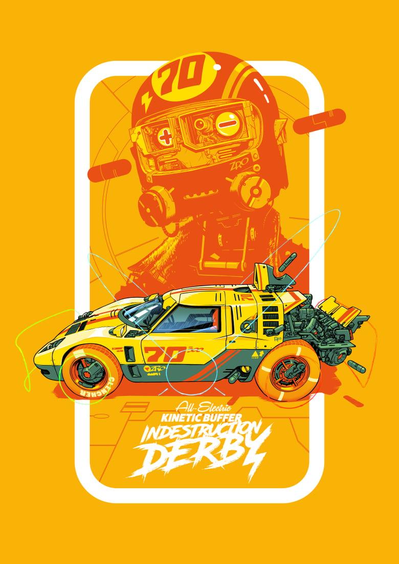 Image of Indestruction Derby Car 70