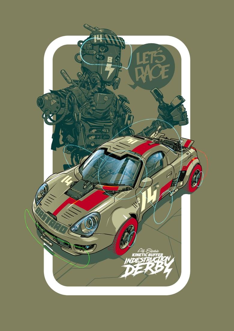 Image of Indestruction Derby Car 14