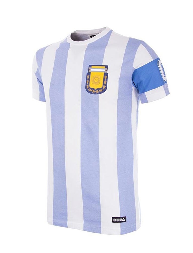Image of ARGENTINA CAPTAIN - TSHIRT