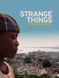 Image of Strange Things Movie Poster