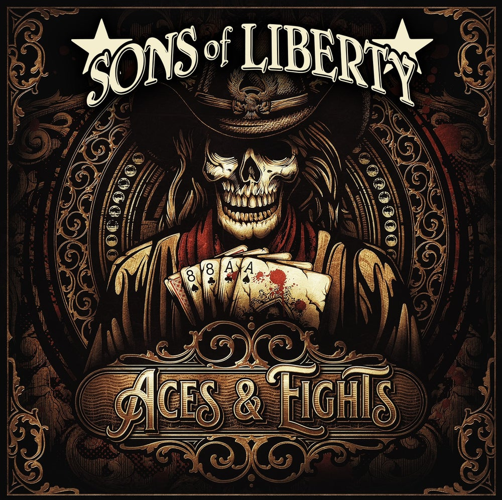 Image of CD Album: Aces & Eights - Pre-Order