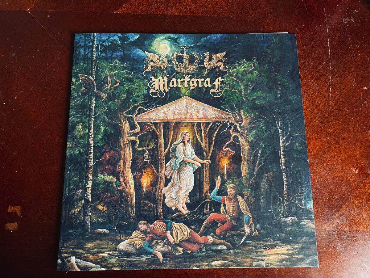 """Markgraf - 'Markgraf' 12"""" Vinyl LP"""