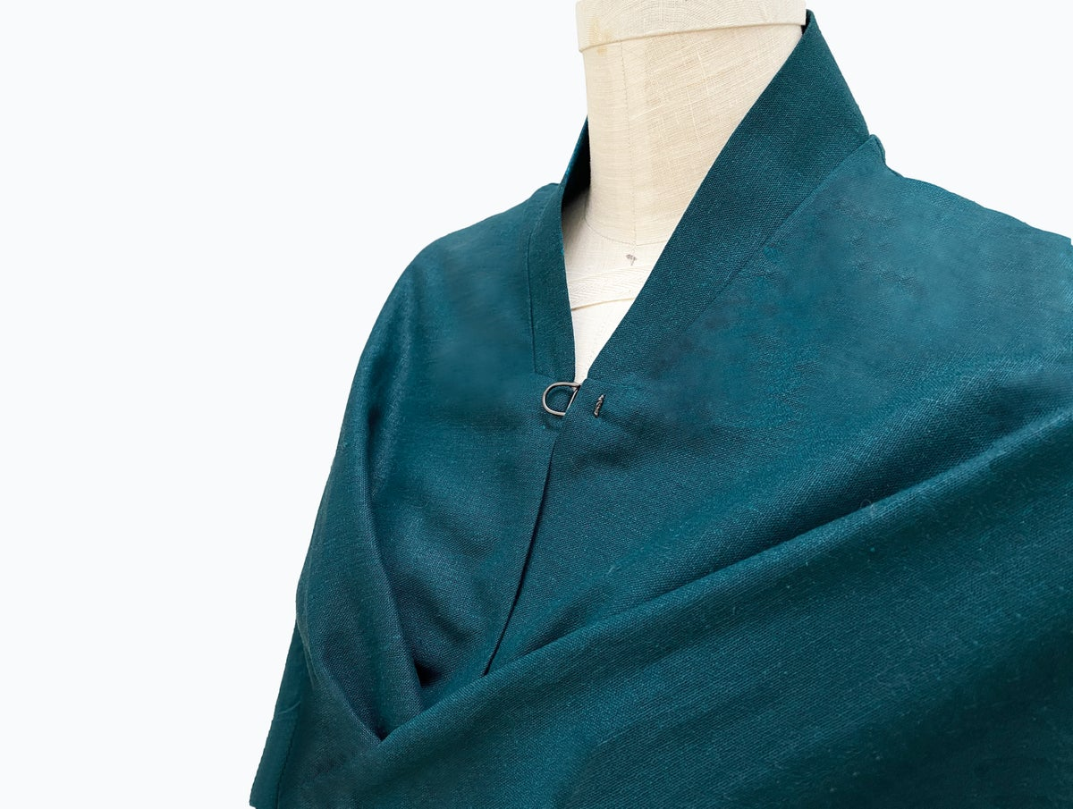 Image of wrap in teal