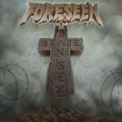 "Image of Foreseen ""Grave Danger"" _ 12"" LP _ Svart Records"